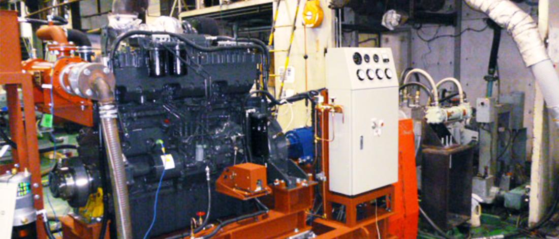 発電設備点検整備
